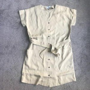 Short Sleeved Mini Dress from Frank and Oak